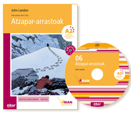 Atzapar arrastoak (+CD)