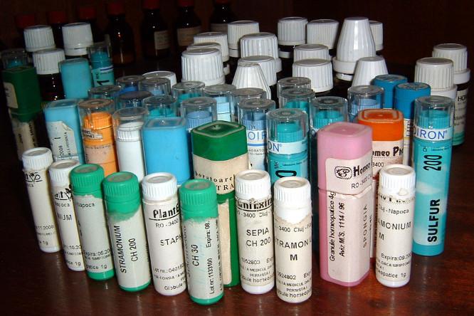 Homeopatia, susmopean