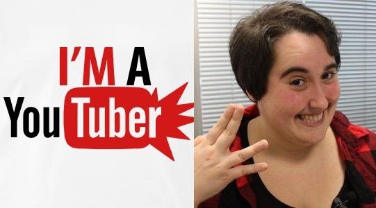 Lanbide berriak. Zer da youtuber bat?