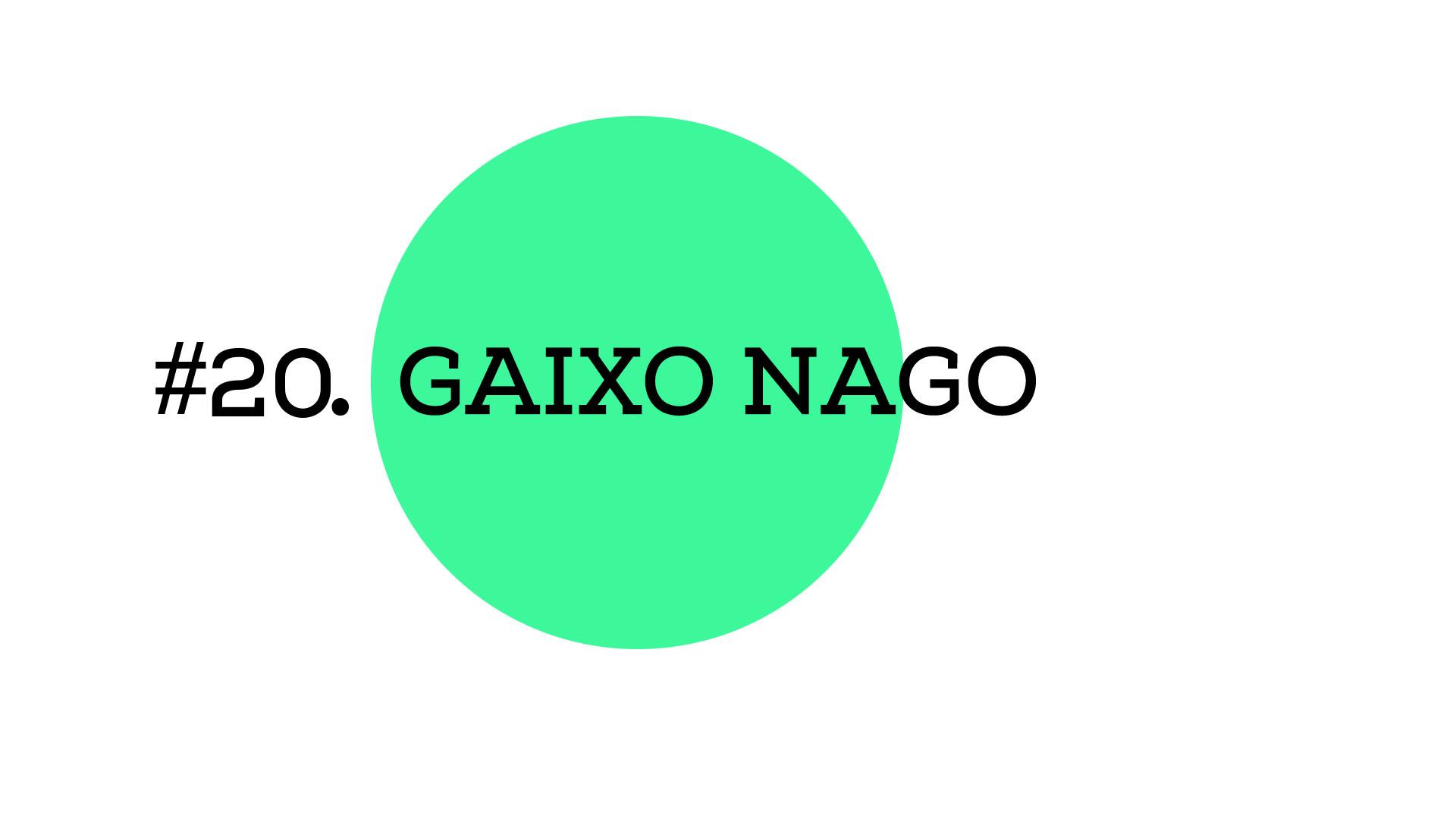 Gaixo nago (A1E20)