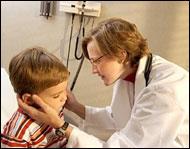 Otorrinolaringologoa. Sekuentzia