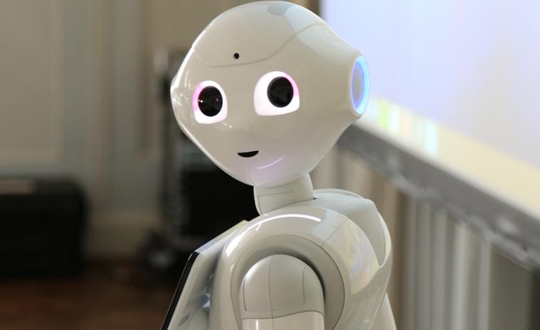 Robotak, lagunak ala etsaiak?