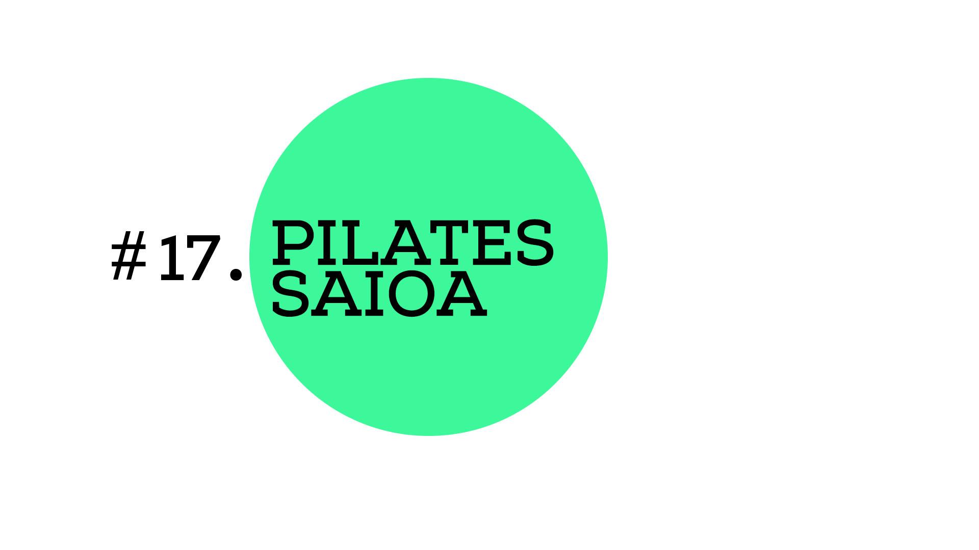 Pilates-saioa (A1E17)