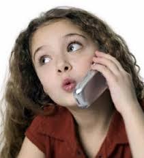 Haurrak eta telefono mugikorrak
