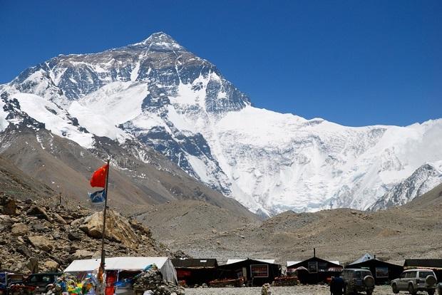 Everest, munduko gailurrik desiratuena
