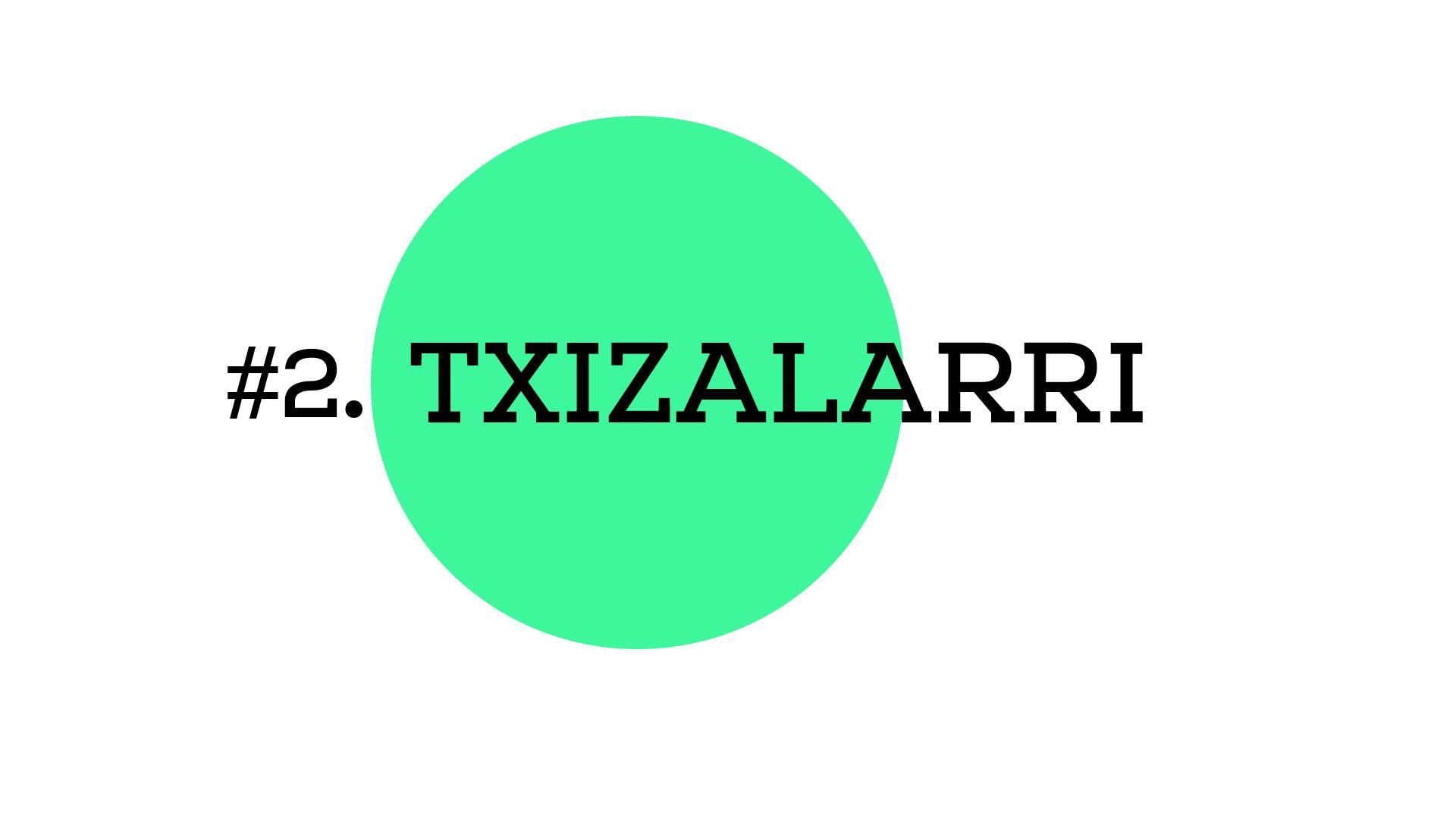 Txizalarri (A2e02)