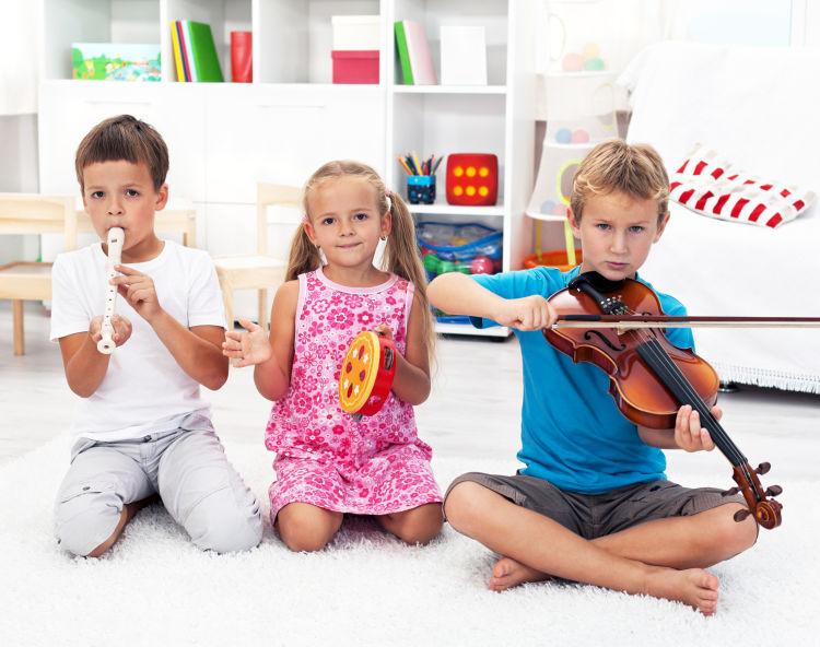 Musika, haurren gaitasunak garatzeko tresnarik onena
