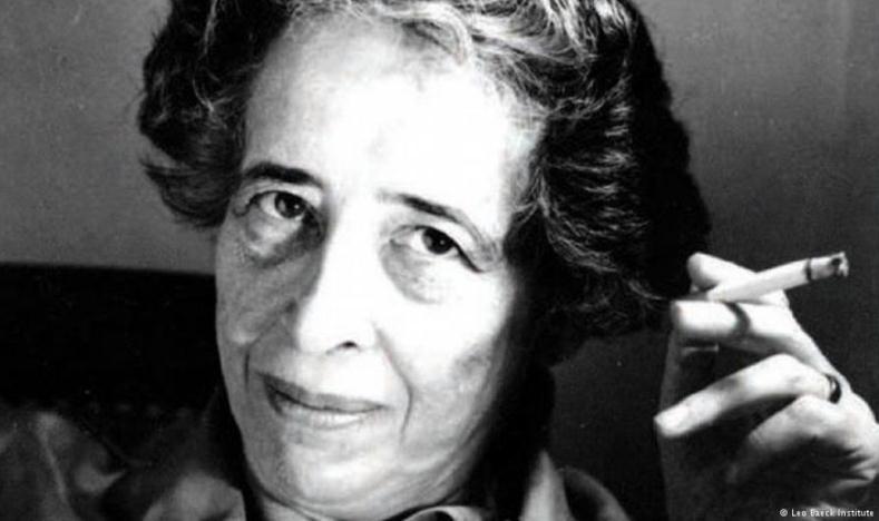 Hannah Arendt: espiritu kritikoa zuen intelektuala