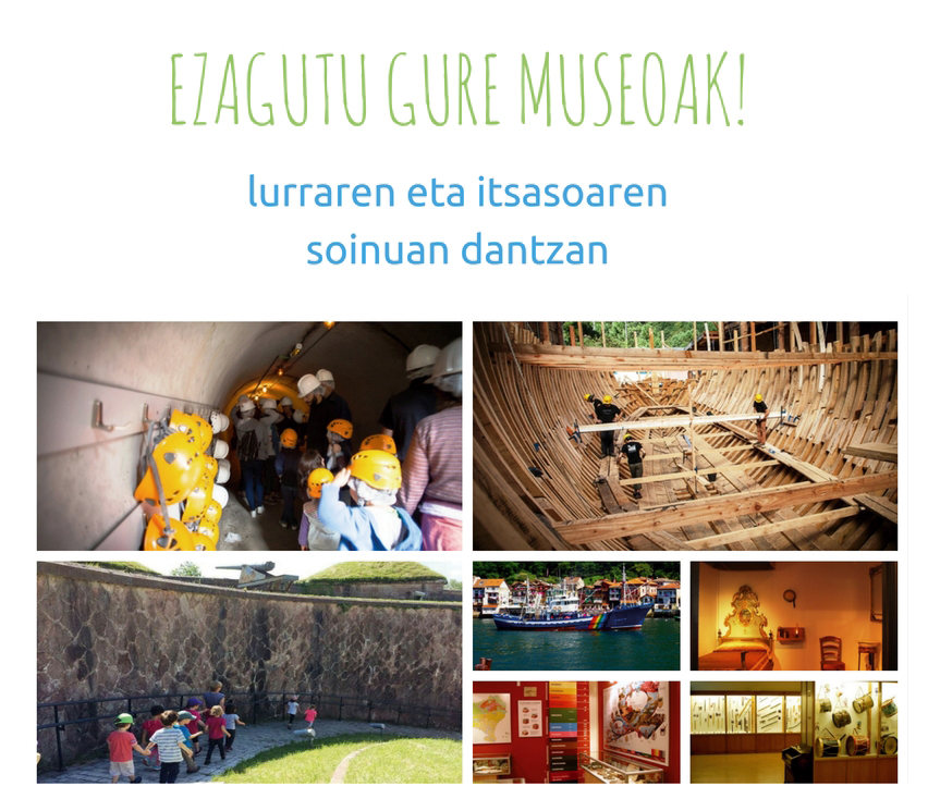 Galdu ezin dituzun 7 museo, baita udan ere