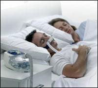 Loaldiko apnea buxatzilearen sindromea. Sekuentzia