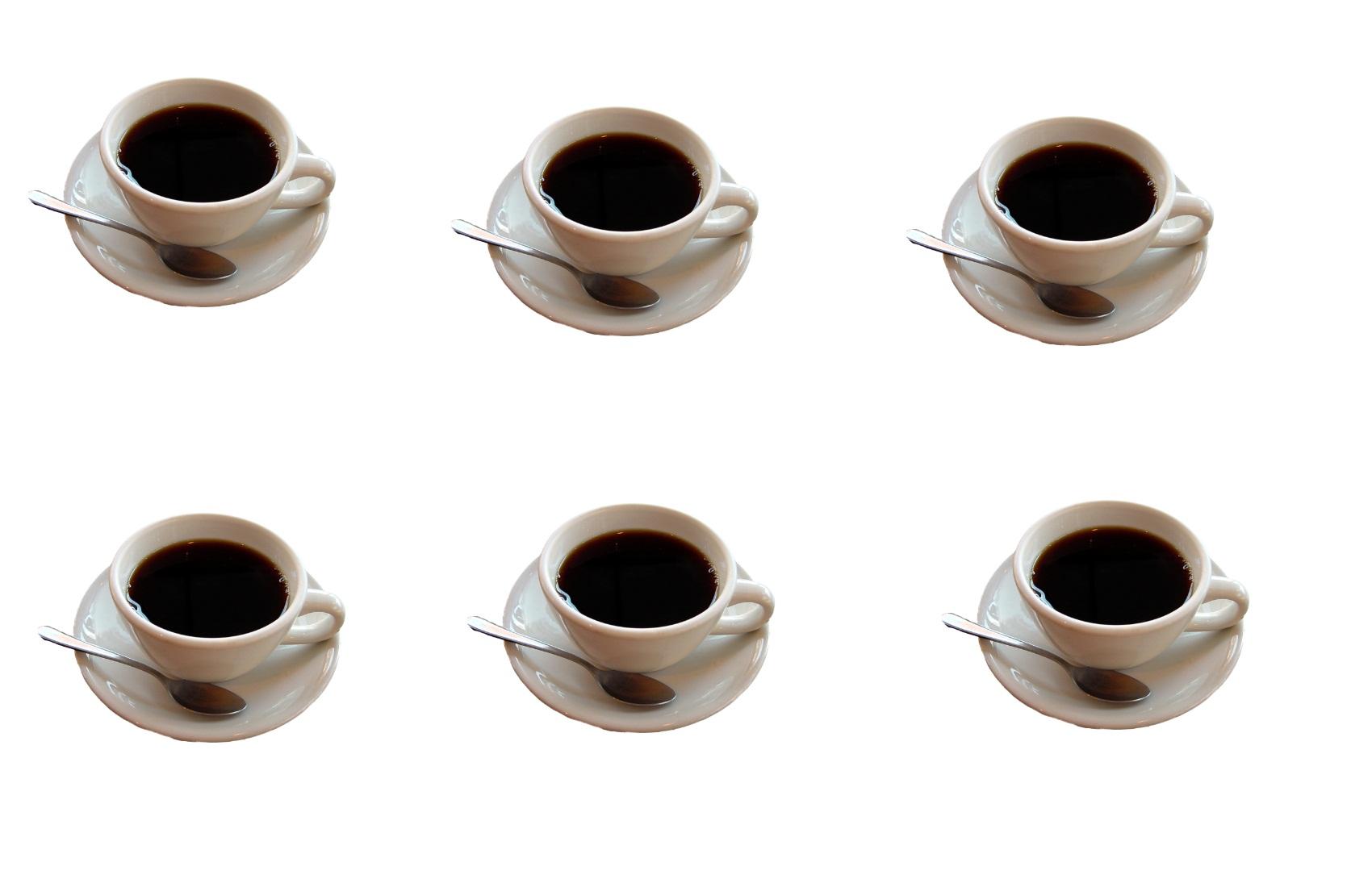 Zenbat kafe hartzen dituzu egunean?