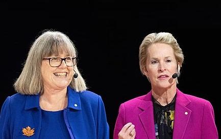 Nobel sariak eta emakume zientzialariak