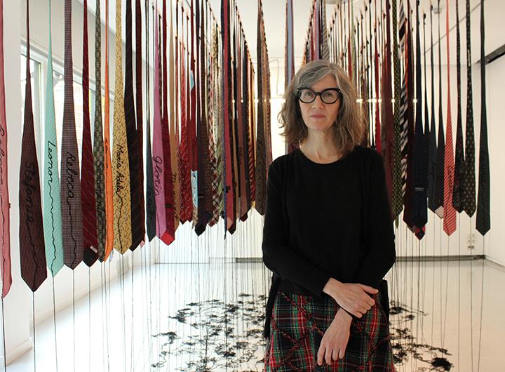 Cristina Gutiérrez Meurs artistaren lana
