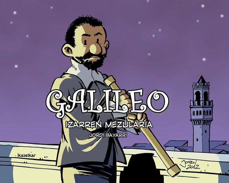 Galileo: izarren mezularia