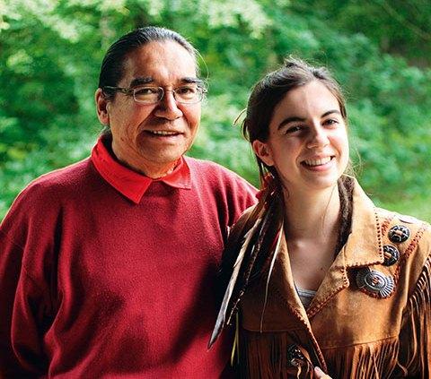 Iratxe Andueza, Kanadako lehen euskaldunak