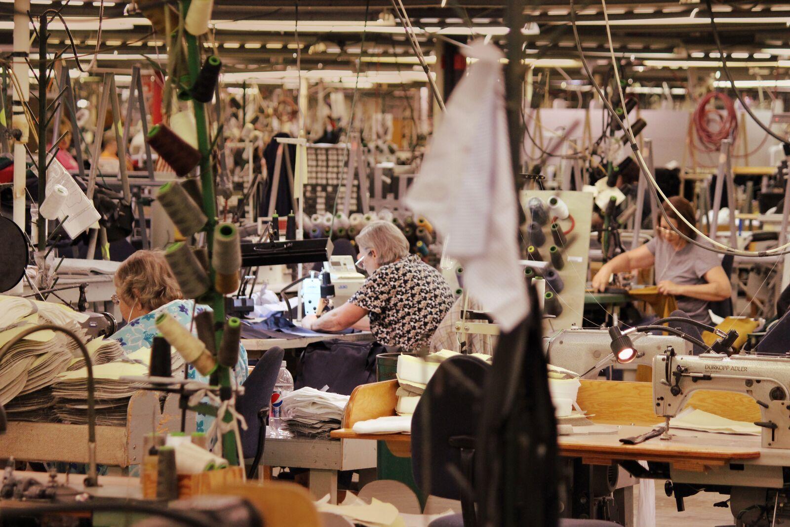 Modaren industria eta jasangarritasuna