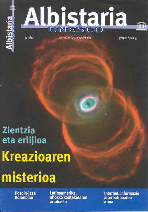 Unesco Aldizkaria - 123 alea