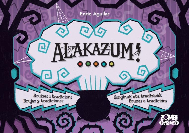 Alakazum! Sorgin eta tradizioen karta-joko eleaniztuna