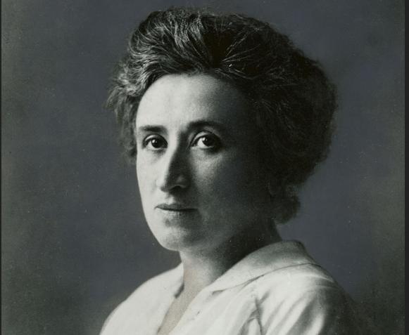 Rosa Luxemburg, marxismoaren erreferente argia