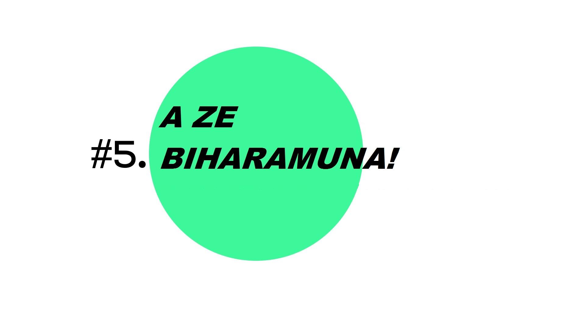 A ze biharamuna! (A2E05)