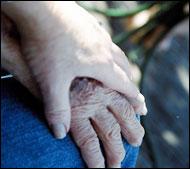 Sindrome geriatrikoak. Sekuentzia
