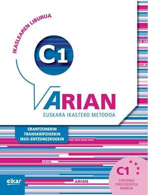 ARIAN C1 argitaratu du Elkar argitaletxeak
