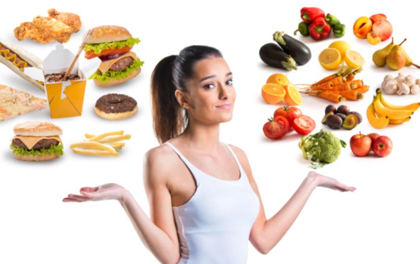 Zein da osasuntsu egoteko dietarik egokiena?