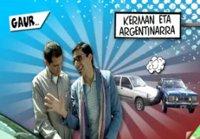Kerman eta argentinarra