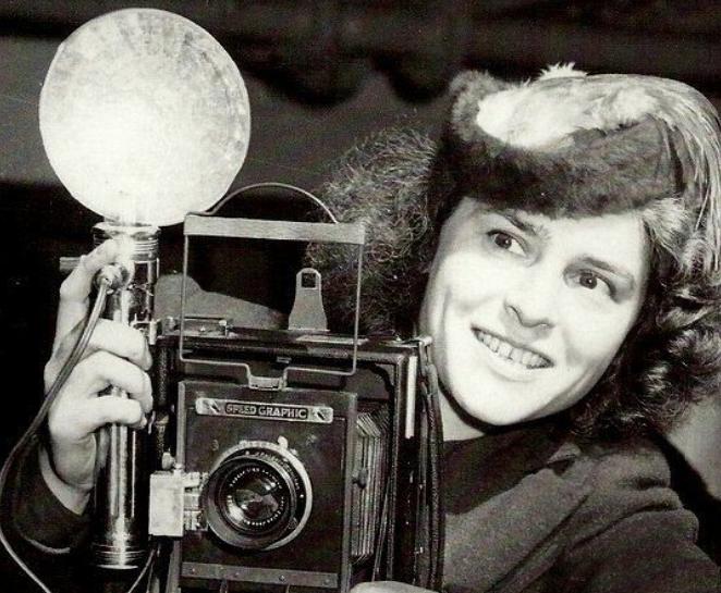 Margaret Bourke-White: fotokazetaritzan aitzindari
