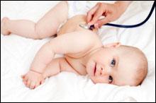 Pediatriako larrialdietako zerbitzua. Sekuentzia