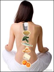 Osteoporosia, hezurrak zaintzeko garaia. Sekuentzia