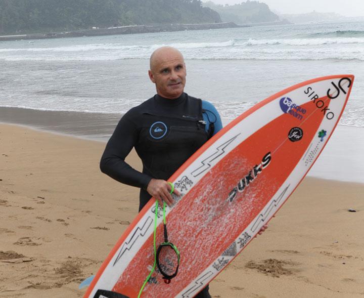 Aitor Frantzesena, 2016ko Munduko Surf Egokituko txapelduna