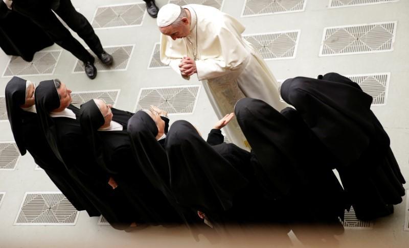 Mojak kexu Vatikanoan