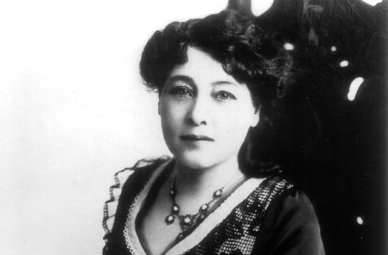 Alice Guy-Blaché, pantailatik kanpo utzi zuten zuzendaria