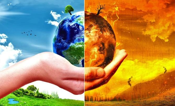 Zer egin dezakegu klima-aldaketaren aurka?