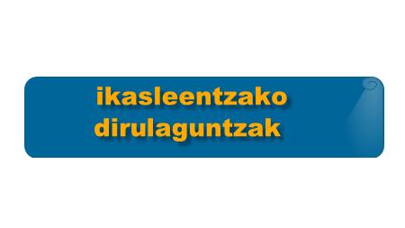 Euskaltegietako ikasleentzako dirulaguntzak 2017