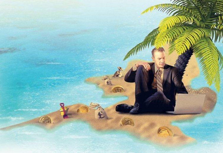Paradisu fiskalen eskandalua