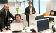 Dualia enpresa: komunikazioaren mesedetan. Sekuentzia.
