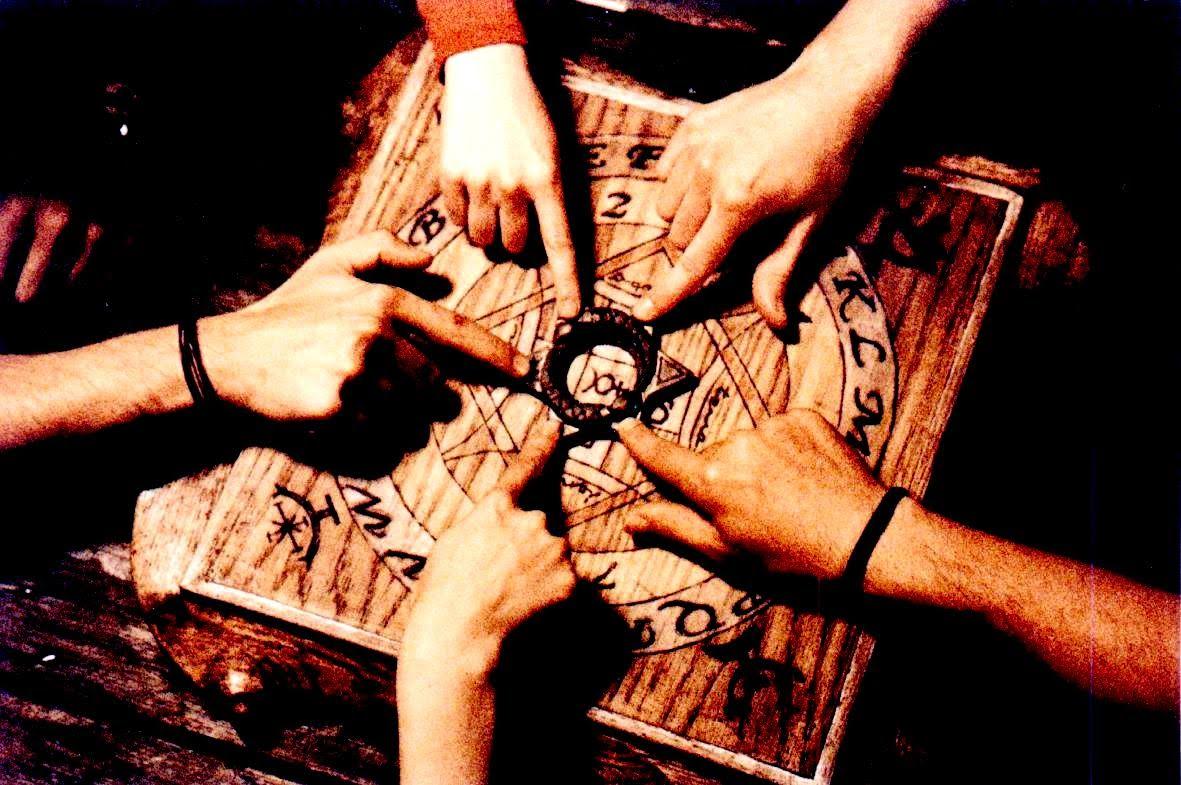 Ouija. JJ-77