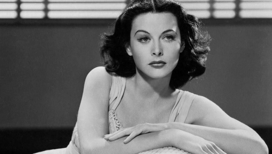 Hedy Lamarr aktorea: wifiaren aitzindaria