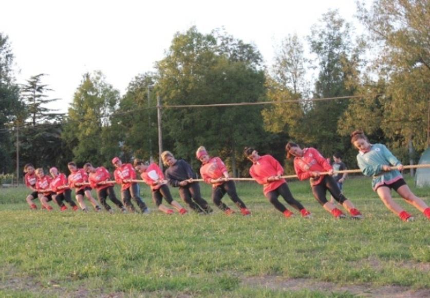 Gaztedi sokatira-taldea Hegoafrikako mundu-txapelketara urrezko dominaren bila